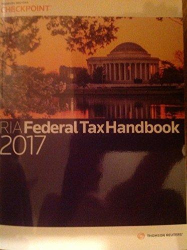 ria-federal-tax-handbook-2017-edition