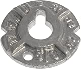 The Hillman Group 811077 1/2-Inch Malleable Washer, 5-Pound (2 Pack)