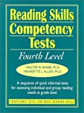 Reading Skills Competency Tests, Walter B. Barbe and Henriette L. Allen, 0787966851