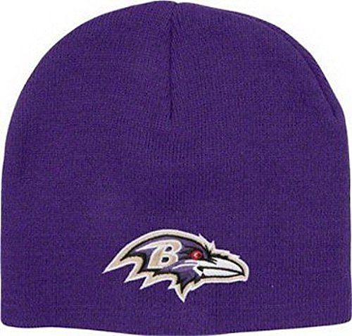 Champions Knit Hat - SUPER BOWL XLVII CHAMPIONS BALTIMORE RAVENS NEW ERA NFL TEAM KNIT CAP HAT BEANIE