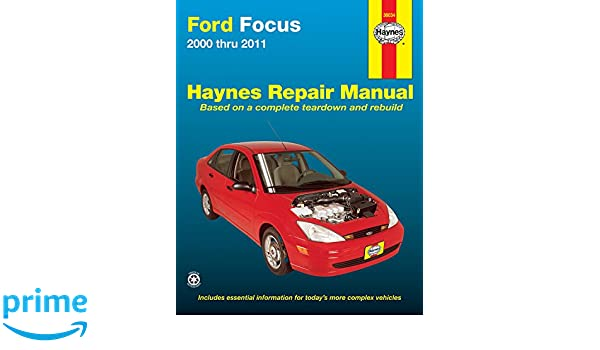 Ford Focus 2000-2011 Haynes Repair Manual USA Haynes Automotive Repair Manual: Amazon.es: Haynes Publishing: Libros en idiomas extranjeros