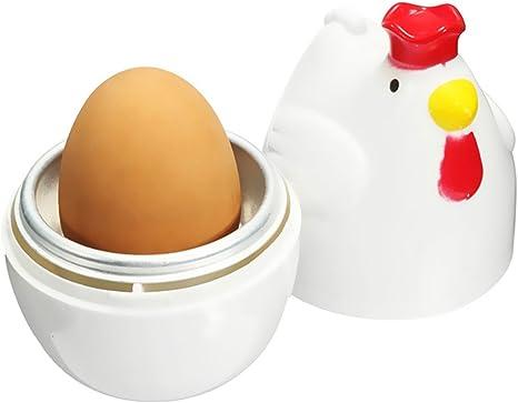 電子 レンジ 茹で 卵