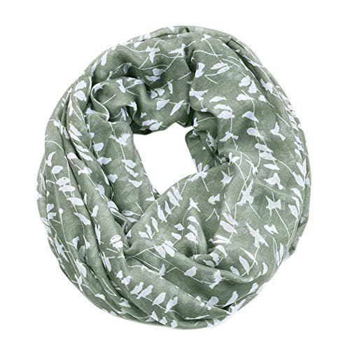 Infinity Scarf Gift for Women Scarves Lightweight The Twins Dream (Daytime Ideas Party)