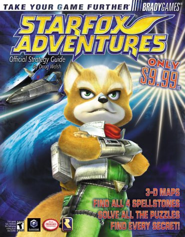 Star Fox Adventures Official Strategy Guide (Official Strategy Guides)