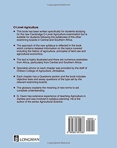 agriculture essay topics