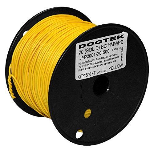 dogtek-500ft-boundary-wire-for-electronic-dog-fence-system-by-dogtek