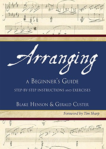 Best arranging a beginner's guide
