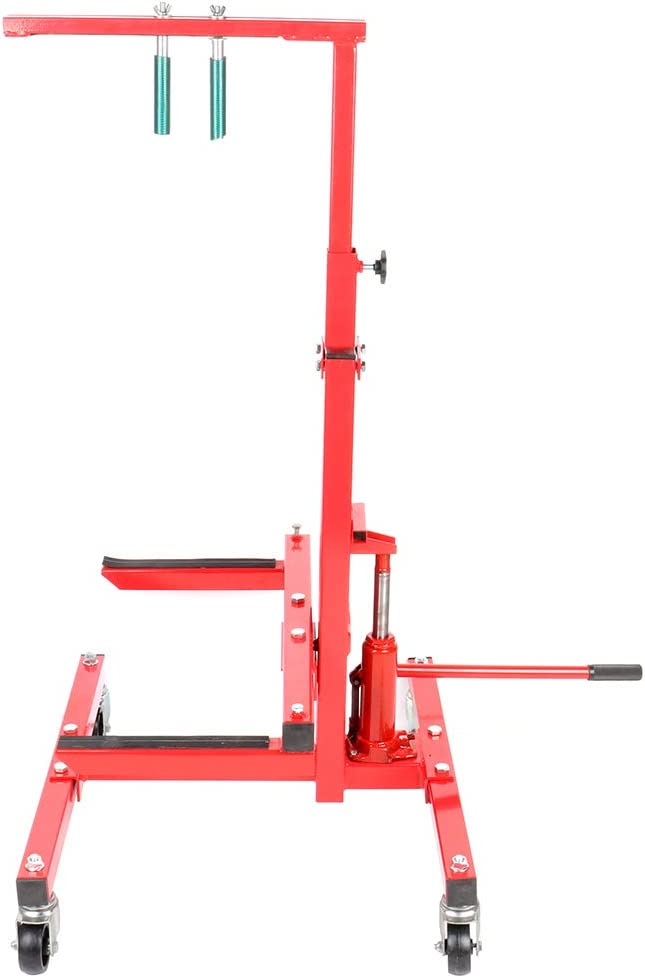 AUTOMUTO Hydraulic Door Remover and Installer Jack Hoist Lift