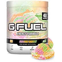 G Fuel Rainbow Sherbet Tub (40 Servings) Elite Energy and Endurance Formula