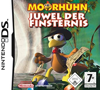 Moorhuhn Juwel Der Finsternis Nintendo Ds Amazonde Games