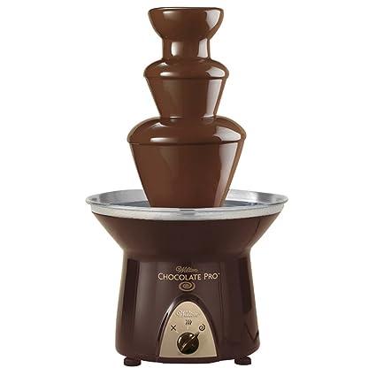 Amazon Com Wilton Chocolate Pro Chocolate Fountain Chocolate