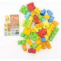 بيبي بلس لعبة البناء والتركيب للاطفال 3 سنوات فاكثر ، BPT155