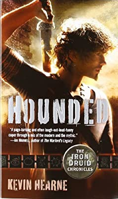 Hounded (Iron Druid Chronicles)