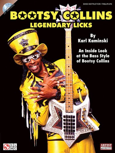 dary Licks: An Inside Look at the Bass Style of Bootsy Collins ()