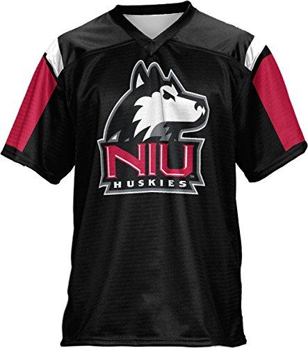 ProSphere Northern Illinois University Men's Football Jersey (Thunderstorm) FCF42 - Illinois Football Jersey