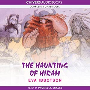 The Haunting of Hiram Hörbuch