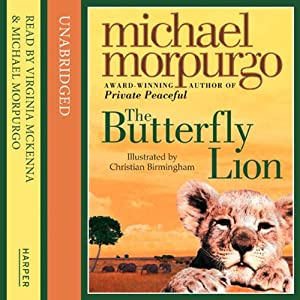 The Butterfly Lion Audiobook