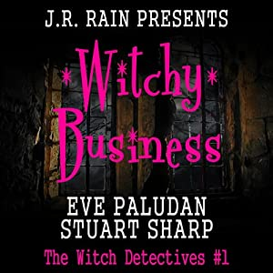 Witchy Business Audiobook