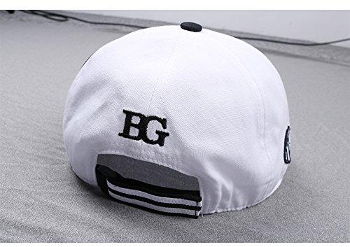 BG Lightweight Golf Cap for Women Summer Cap Sports Golf Running Tennis Hat Golf Bere Caps by BG (Image #5)