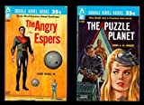 img - for The Angry Espers / The Puzzle Planet book / textbook / text book