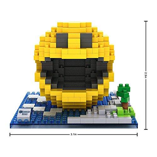 LOZ Grand Line Pixel Set Diamond Blocks - Nanoblock Pac-Man Educational Toy