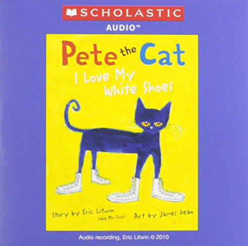 Pete the Cat I Love My White Shoes]()
