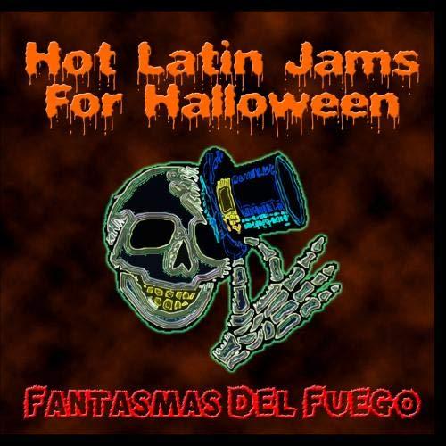 Hot Latin Jams For Halloween -
