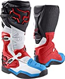 2017 Fox Racing Comp 8 Boots-Red/White-13