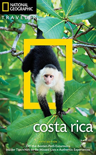 Travel to Costa Rica to enjoy white-water rafting, the pristine beaches of Guanacaste, vibrant San Jose, and the Nicoya Peninsula--with National Geographic as your trusted guide.This dazzling guidebook, written by Central America travel expert Christ...