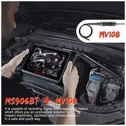 Autel MaxiSys MS906BT Automotive OBD2 Scan Tool Car Diagnostic Scanner with ECU Coding, Active Test, IMMO Keys, OE-Level… Amazon choices [tag]