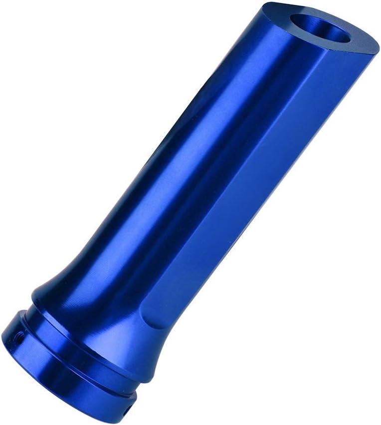 Cubierta del Freno de Mano Funda de Freno de Mano Protector de Manija de Aluminio Universal para Autom/óvil Nimoa Azul