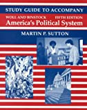 America's Political System : A Text with Cases, Sutton, Martin P., 0070716692