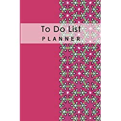 To Do List Planner: School Home Office Time Management Notebook Daily List Diary Remember Schedule Record Size 6x9 Inch 100 Pages (Planner Journal Schedule Diary To do list)