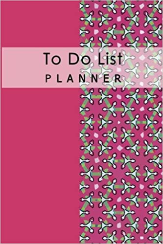 to do list planner school home office time management notebook