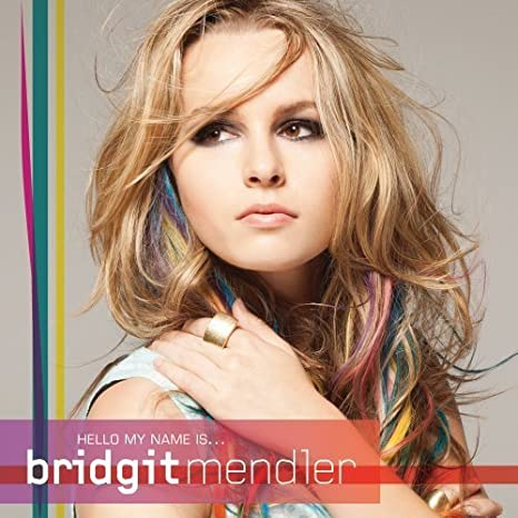Hello My Name Is By Bridgit Mendler Amazon Co Uk Music