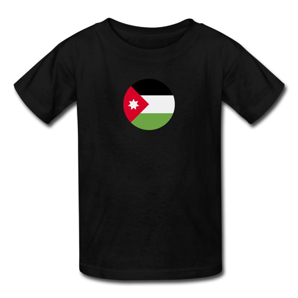 ODLS7 Kids Fashion Jordan T-Shirt Little Boys Girls T Shirt for Toddler Casual Short Sleeve Cool Funny Top Tees