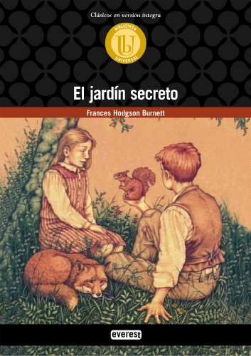 Descargar Libro El Jardín Secreto Frances Hodgson Burnett