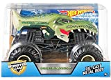 Best Hot Wheels Book For 3 Year Old Boys - Hot Wheels Monster Jam Titan Vehicle, 1:24 Scale Review