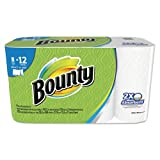 Bounty Select-A-Size Paper Towels, White, Giant Roll – 8 pk