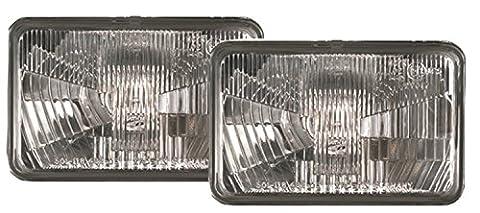 HELLA 003177801 164x103mm H4 High/Low Beam Halogen Conversion Headlamp Kit (ECE) - Hella Xenon Headlights