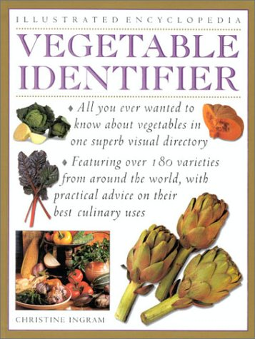Vegetable Identifier (Illustrated Encyclopedia)