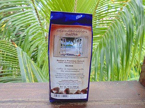 Montecillos Coffee Medium Roast Bean