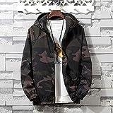 Amiley mens hoodies,Men's Fashion Camo Sport Hoodie