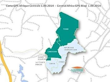 telecharger carte gps afrique