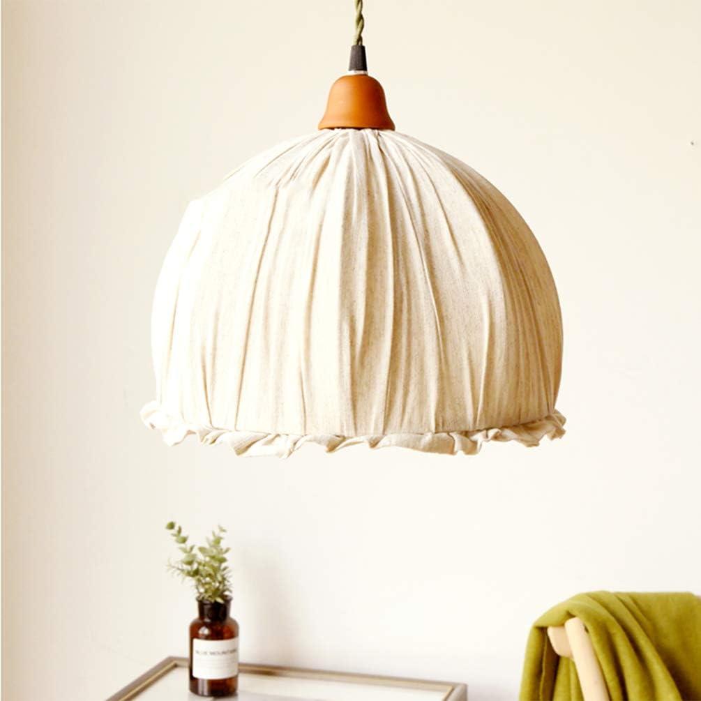 Pantallas de lámparas modernas Crema Beige tela, lámparas de araña ...
