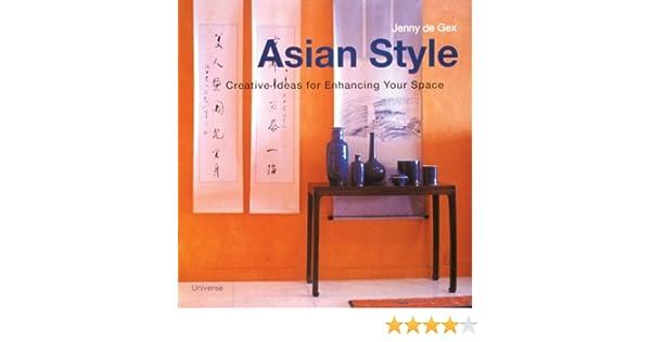 space Asian creative style idea enhancing
