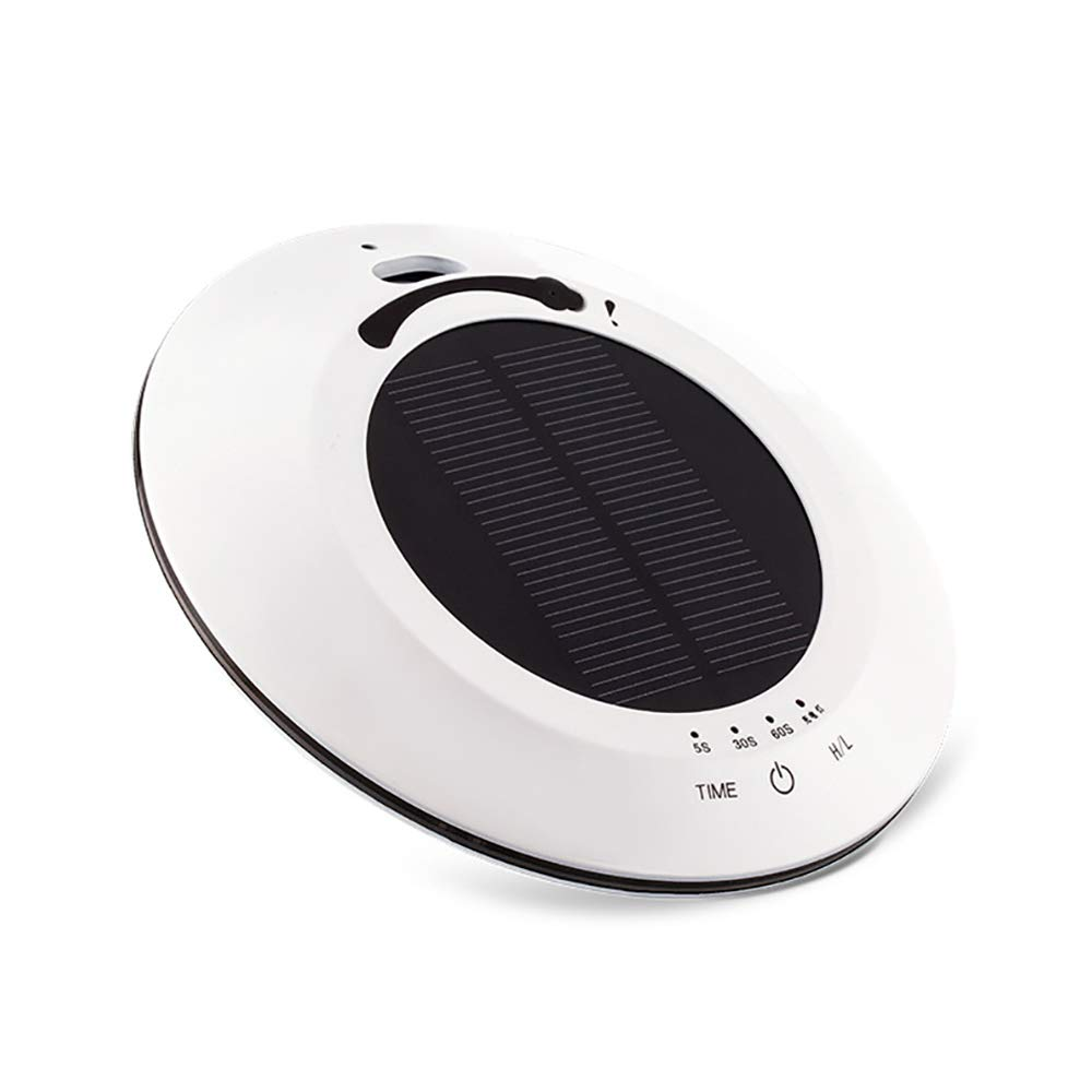 YHML Auto purificador de Aire de Coche de freshener Negativo-Solar, USB además de formaldehído Polvo PM 2.5 | Eliminar el Polvo, el Polen, el Humo y el ...