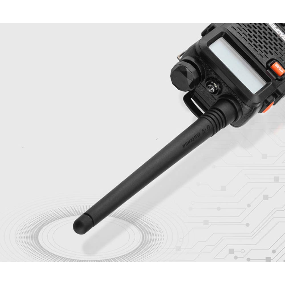 LGFA 5W Power Civil walkie-Talkie 128 Channels interphone Wireless 1-15 km Signal Reception 1800 mAh high Capacity Lithium Battery by LGFA (Image #4)