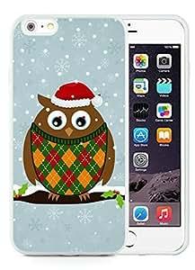 Diy Case Cover For LG G3 Christmas Owls White Case Cover For LG G3 PC Case 2