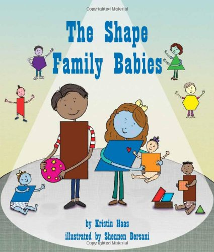 The Shape Family Babies (Arbordale Collection) ebook
